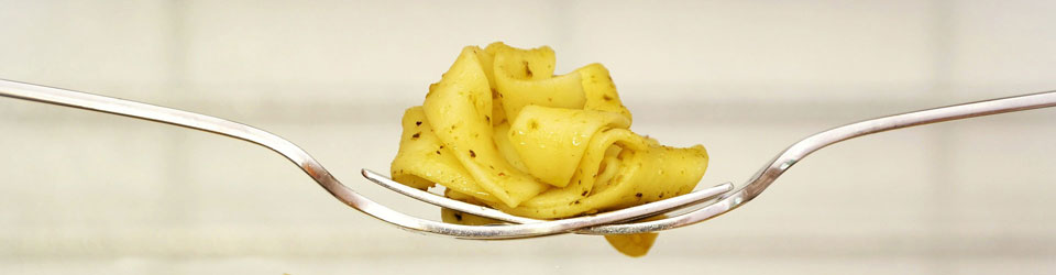 Feinste Nudelgerichte im Ciao Ciao
